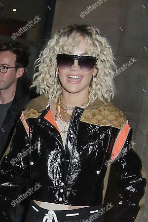 Rita Ora at BBC Radio 2