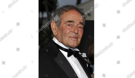 Stock Picture of Actor Stuart Whitman arrives at the Santa Barbara International Film Festival black-tie gala fundraiser in Santa Barbara, Calif. Whitman, who appeared in hundreds of films and television shows, died Monday in Montecito, Calif. at 92