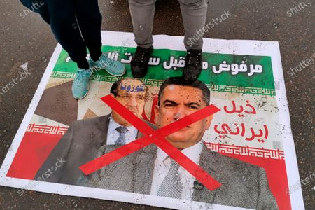Editorial photo of Politics, Baghdad, Iraq - 18 Mar 2020