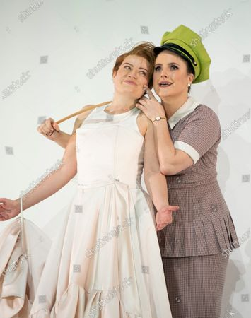 Editorial picture of 'The Marriage of Figaro' Opera performed by English National Opera at the London Coliseum, UK - 12 Mar 2020