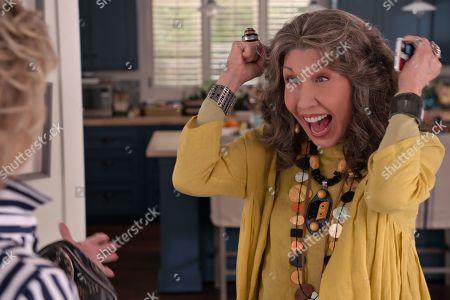 Lily Tomlin as Frankie Bergstein