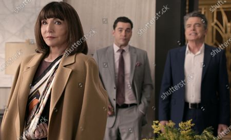 Mary Steenburgen as Miriam, Lyle Friederichs as Keith and Peter Gallagher as Nick