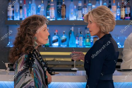 Editorial photo of 'Grace and Frankie' TV Show Season 6 - 2020