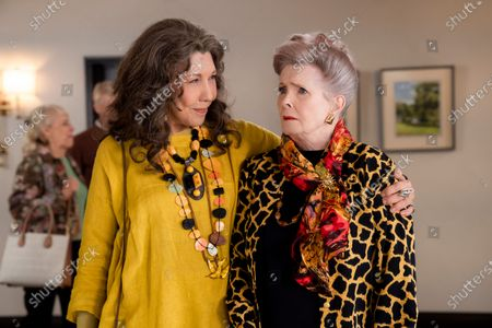 Lily Tomlin as Frankie Bergstein and Millicent Martin as Joan-Margaret