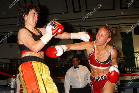 Editorial photo of Boxing, York Hall, Bethnal Green, London, United Kingdom - 20 Jun 2010