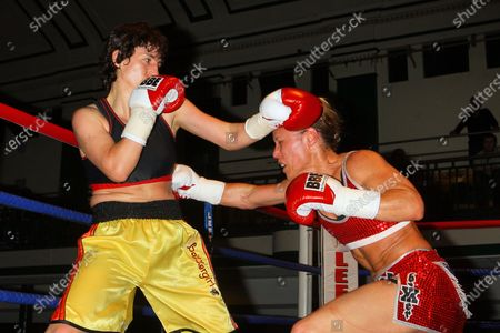 Editorial picture of Boxing, York Hall, Bethnal Green, London, United Kingdom - 20 Jun 2010