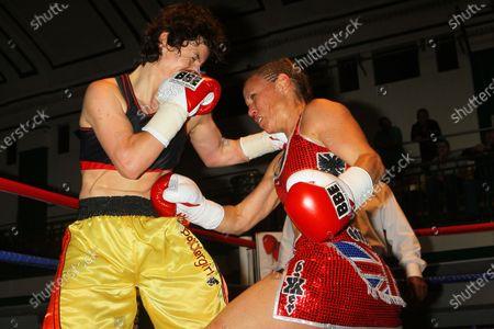Editorial image of Boxing, York Hall, Bethnal Green, London, United Kingdom - 20 Jun 2010