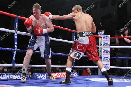 Editorial photo of Boxing, York Hall, Bethnal Green, London, United Kingdom - 19 Feb 2011