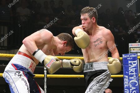 Editorial photo of Boxing, York Hall, Bethnal Green, London, United Kingdom - 15 Sep 2011