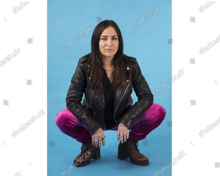 Editorial photo of Pamela Adlon Portrait Session, New York, United States - 04 Mar 2020