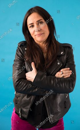 "Stock Image of Actress Pamela Adlon poses for a portrait in New York to promote her series ""Better Things"