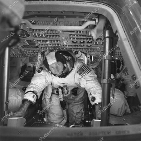 Editorial image of Obit Al Worden, Cape Canaveral, United States - 18 Mar 2020