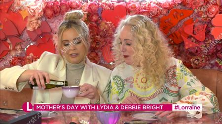 Stock Picture of Lydia Bright and Debbie Douglas