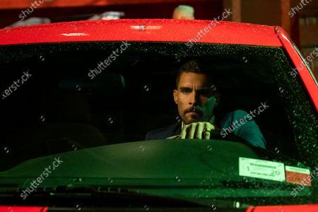 Stock Picture of Josh Segarra as Damien Sanchez