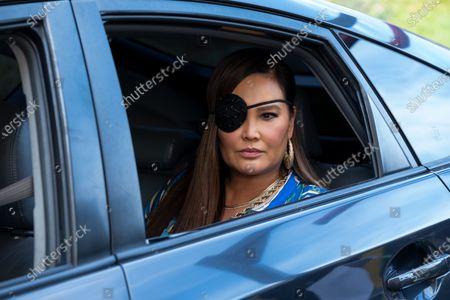 Tia Carrere as Lady Danger