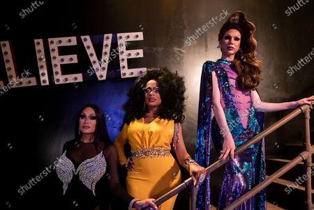 Editorial photo of 'AJ and the Queen' TV Show Season 1 - 2020