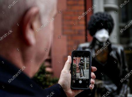 Editorial photo of Dublin City During The Ongoing Coronavirus Epidemic - 19 Mar 2020