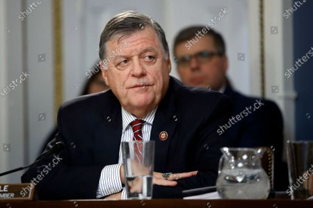 House Rules Committee ranking member Rep. Tom Cole, R-Okla., listens during a House Rules Committee hearing on the impeachment against President Donald Trump, on Capitol Hill in Washington. Oklahoma U.S. Reps. Kendra Horn and Tom Cole said Thursday. March 19, 2020 that they will self-quarantine for two weeks after a two other members of congress tested positive for the illness linked to the coronavirus