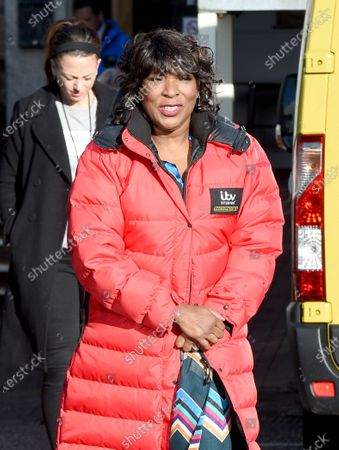 Stock Picture of Lorna Laidlaw who plays Aggie Bailey.