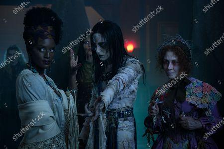 Editorial photo of 'Chilling Adventures of Sabrina' TV Show Season 3 - 2020
