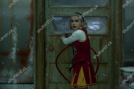 Editorial image of 'Chilling Adventures of Sabrina' TV Show Season 3 - 2020