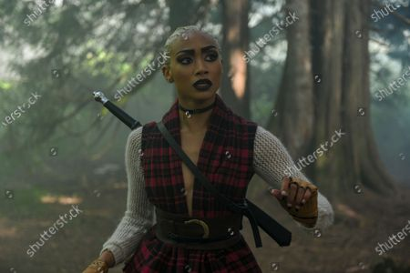 Stock Picture of Tati Gabrielle as Prudence Night
