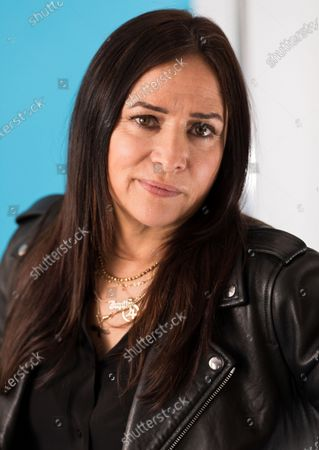 "Stock Photo of Actress Pamela Adlon poses for a portrait in New York to promote her series ""Better Things"