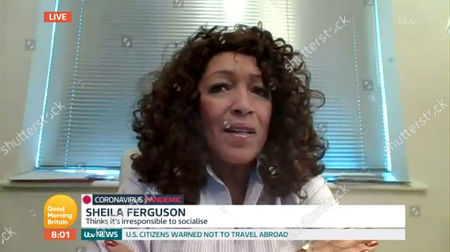 Sheila Ferguson