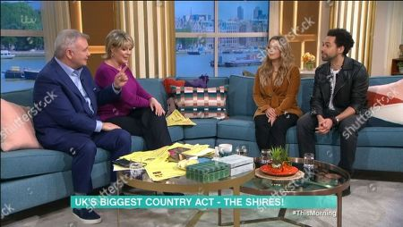 Editorial image of 'This Morning' TV show, London, UK - 20 Mar 2020