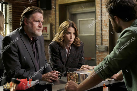 Donal Logue as Artie Banks P.I., Cobie Smulders as Dex Parios and Jake Johnson as Grey McConnell