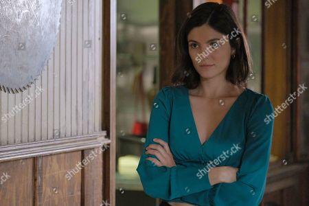 Monica Barbaro as Liz Melero