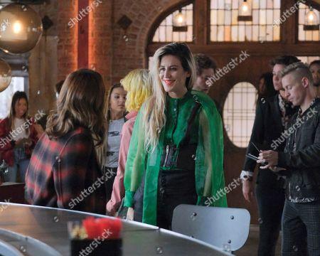 Stock Photo of Ioanna Gika as Fiona X