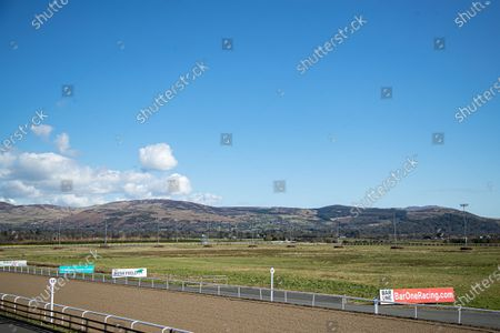 Editorial picture of Dundalk Racing, Dundalk Racecourse, Co. Louth - 20 Mar 2020