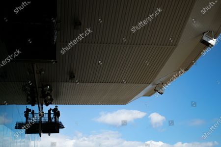 Stock Image of A general view of Dundalk Racecourse