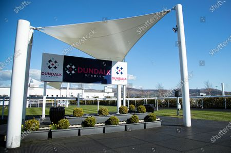 Editorial image of Dundalk Racing, Dundalk Racecourse, Co. Louth - 20 Mar 2020
