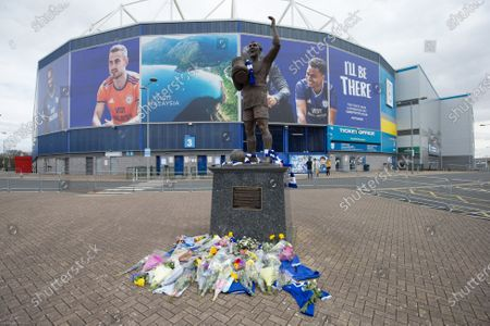 Editorial picture of Peter Whittingham Tributes - 20 Mar 2020