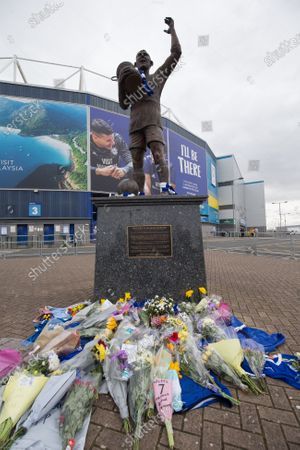 Editorial image of Peter Whittingham Tributes - 20 Mar 2020