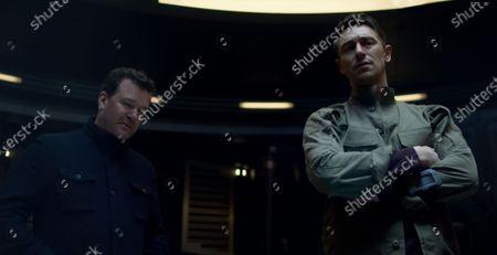 Douglas Hodge as Hastings and JJ Feild as Ben Adler