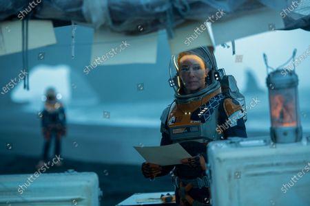 Molly Parker as Maureen Robinson