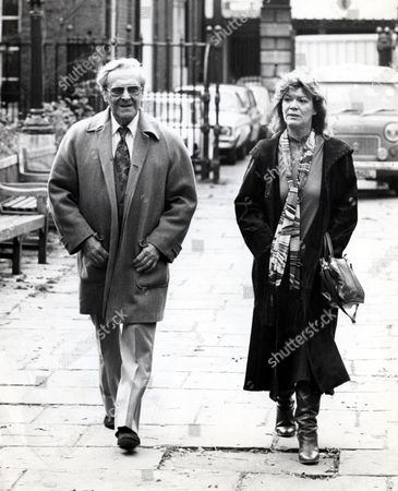 Editorial photo of Memorial for Hattie Jacques, St Paul's Church, Covent Garden, London, Britain - 10 Nov 1980