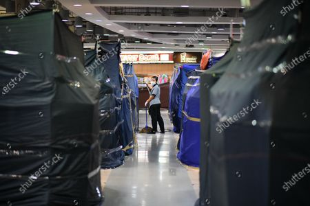 Editorial picture of Coronavirus outbreak, Bangkok, Thailand - 22 Mar 2020