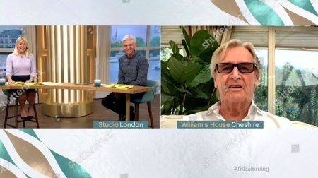 Phillip Schofield, Holly Willoughby, William Roache