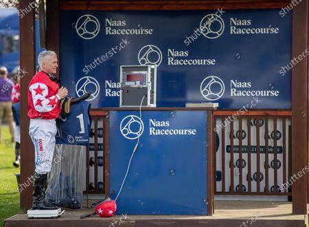 Editorial photo of Naas Racing, Naas Racecourse, Co. Kildare - 23 Mar 2020