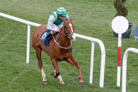The Naas Racecourse Launches The 2020 Irish Flat Season Handicap. Shane Foley onboard Fastar comes home to win the race