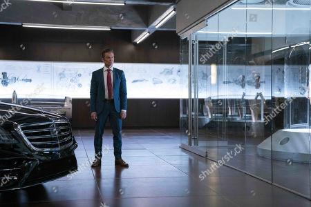 James Marsters as Victor Stein