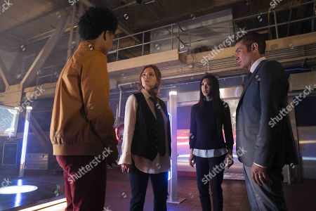Editorial image of 'Marvel's Runaways' TV Show Season 3 - 2019