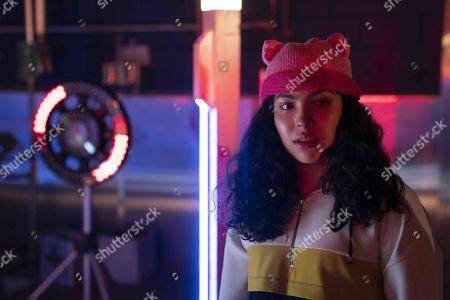 Allegra Acosta as Molly Hernandez