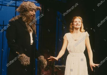 Editorial picture of 'Beauty and the Beast' play, Old Vic Theatre, London, UK - 1985
