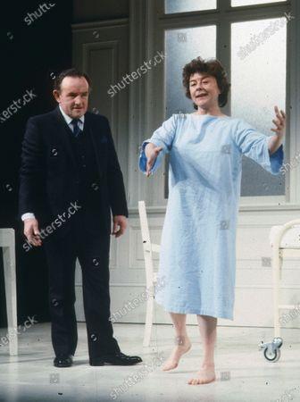 Stock Photo of Colin Blakely ; Dorothy Tutin