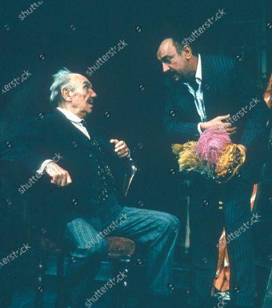 Editorial photo of 'Inner Voices' play, Lyttelton Theatre, London, UK - 1983
